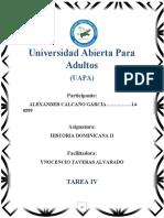 TAREA IV
