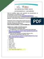 8 Recuperacion Matematicas