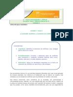 Unidad 3 Tema 5  la resolución de conflictos-Teoría  y práctica