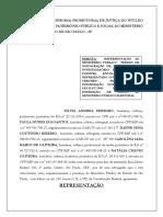 Bancada feminista do PSOL contra vice de Covas