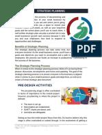 Graduate College Management Planning