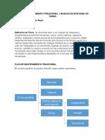 Plan de mantenimiento tradicional y basado en RCM para un Torno