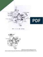 La flecha de una bomba centrifuga tiene como función transmitir el torque que recibe del motor impulsor durante la operación de bombeo