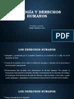 Teología y derechos humanos