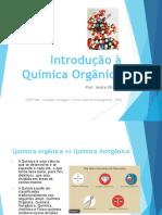 Introdução à Química Orgânica - SLIDE