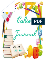 Cahier Journal 2018-2019-Ilyess Gladiator.pdf