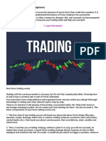 4 Forex Trading Tips for Beginners