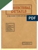 ARCHITECTURAL DETAILS - Libro