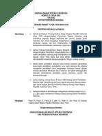 UU Nomor 20 Tahun 2003 Tentang Sistem Pendidikan Nasional