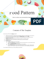 Food Pattern by Slidesgo.pptx