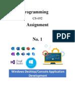 Visual Programming Assignment No1.docx