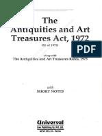 Antiquity act
