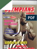 olympians news 37-la giostra degli steroidi