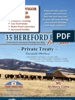 Ehlke Herefords Flyer 2011