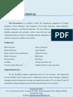 Vifa International Company Profile