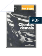 Rex Stout - Clientes Demais (2000)