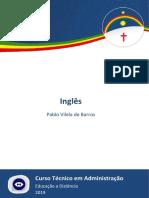 Caderno ADM - Inglês [2.ed. Reimp., ETEPAC, 2019.2]