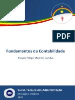 Caderno ADM - Fundamentos da Contabilidade [ETEPAC - 2020.1]