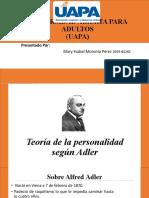 Presentación de las Teoría de la personalidad según Adler (2) (1)