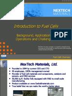 Fuel Cells for Teachers
