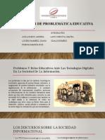 EXPOSICION DE PROBLEMAS DUCATIVOS