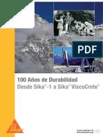 100 Años Durabilidad desde Sika 1 a Sika Viscocrete.pdf