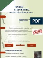 Constitución, debate ciudadano