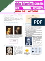 Historia-del-Átomo-Para-Primer-Grado-de-Secundaria