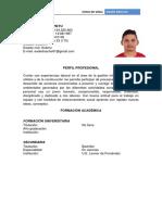 Hoja de vida _ Ayudante construccion _ Ambiental