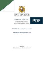 INFORME MODELO IE- DAVID ARIAS