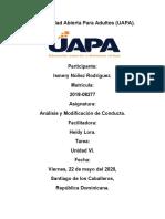 tarea 6 de analisis y modificacion de la conducta (2).docx