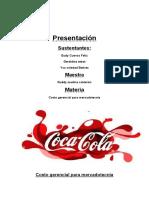 the company Coca-Cola