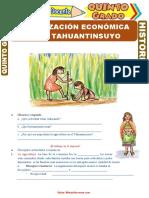 Organización-Económica-en-el-Tahuantinsuyo-para-Quinto-Grado-de-Primaria