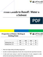 CH 9-Water as Solvent