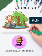 PRODUÇÃO DE TEXTO VOLUME 1