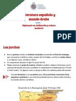 Presentación. Literatura española y mundo árabe