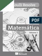 BERNOULLI RESOLVE Matemática_Volume 03