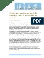Guia documentos y archivos1