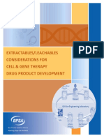 BPSA 2020 Extractables & Leachables Considerations for Cell & Gene Therapy DP Developement