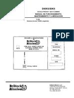 Manual Mantenimiento Perforadora (604) 45_50..........