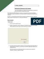 05 - Tuto Java Netbeans - layauts - paneles - dialogos