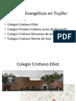 Colegios Evangélicos en Trujillo