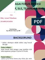 GM- DIKY A; GIGI SEBAGAI FOKUS INFEKSI MH REAKTIF, SLE, TETANUS, RHD.pptx