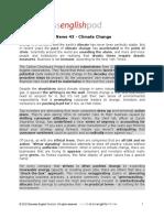BEN43SN-Climate-Change