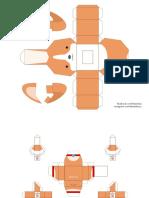 Corgi_Red_Pembroke_Cute_Pets_DIY_Papercraft_Toy_Kawaii_Lux