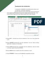 Funcţii Pentru Date Calendaristice