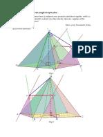 Problemă geometrie în spațiu-toate clasele