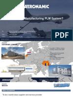 SLIDES-Aeronamic-Aras-PLM-Manufacturing-System