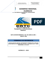 4. TDR Ejecu. Mante. Periodico - Llata  Julio 2020 - Final ok