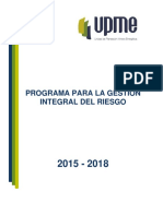 PROGRAMA_MANEJO_INTEGRAL_DEL_RIESGO_2015_2018